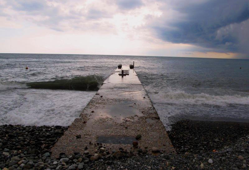 Адлер фото море