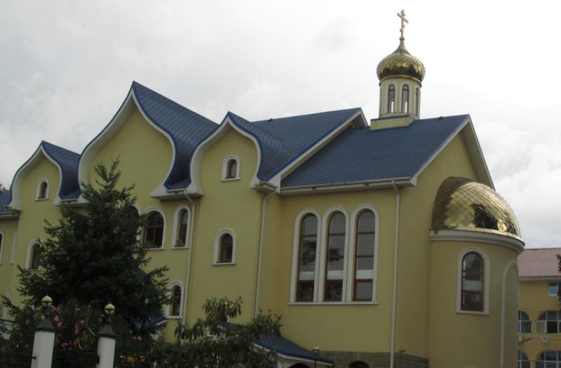 Адлер фото православная церковь
