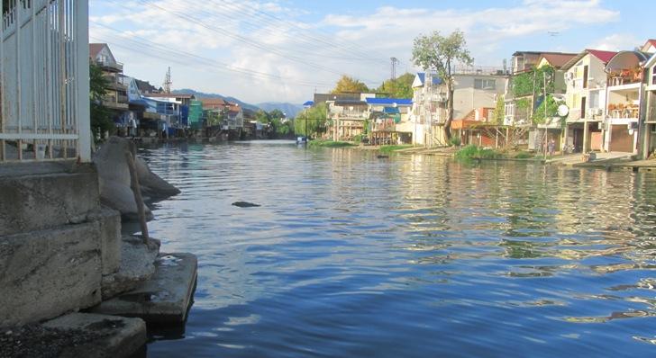 устье реки Дагомыс