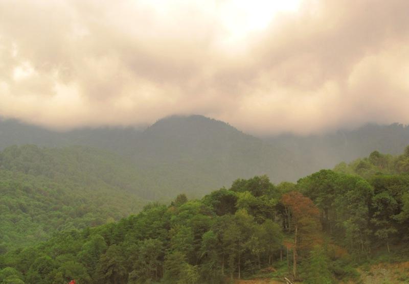 Красная Поляна горы фото