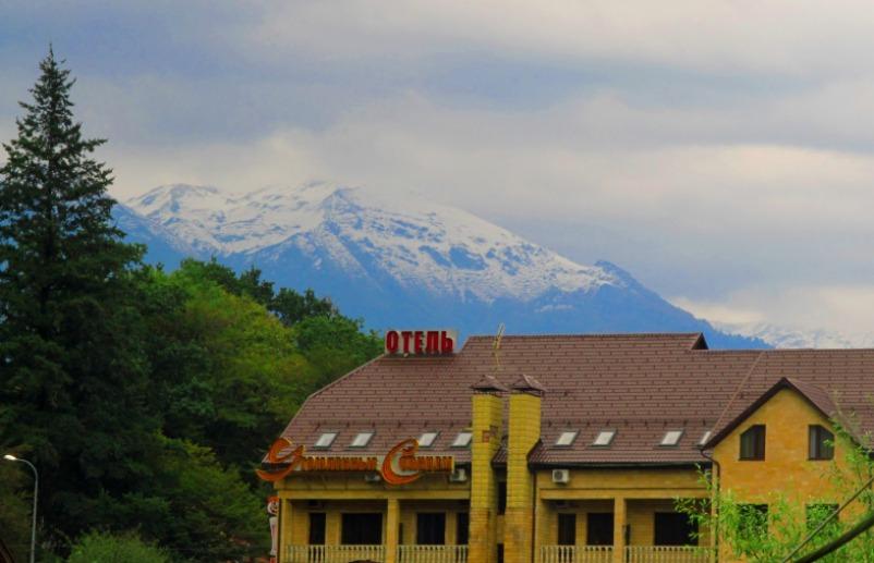 Красная Поляна отель Утомленные Солнцем фото